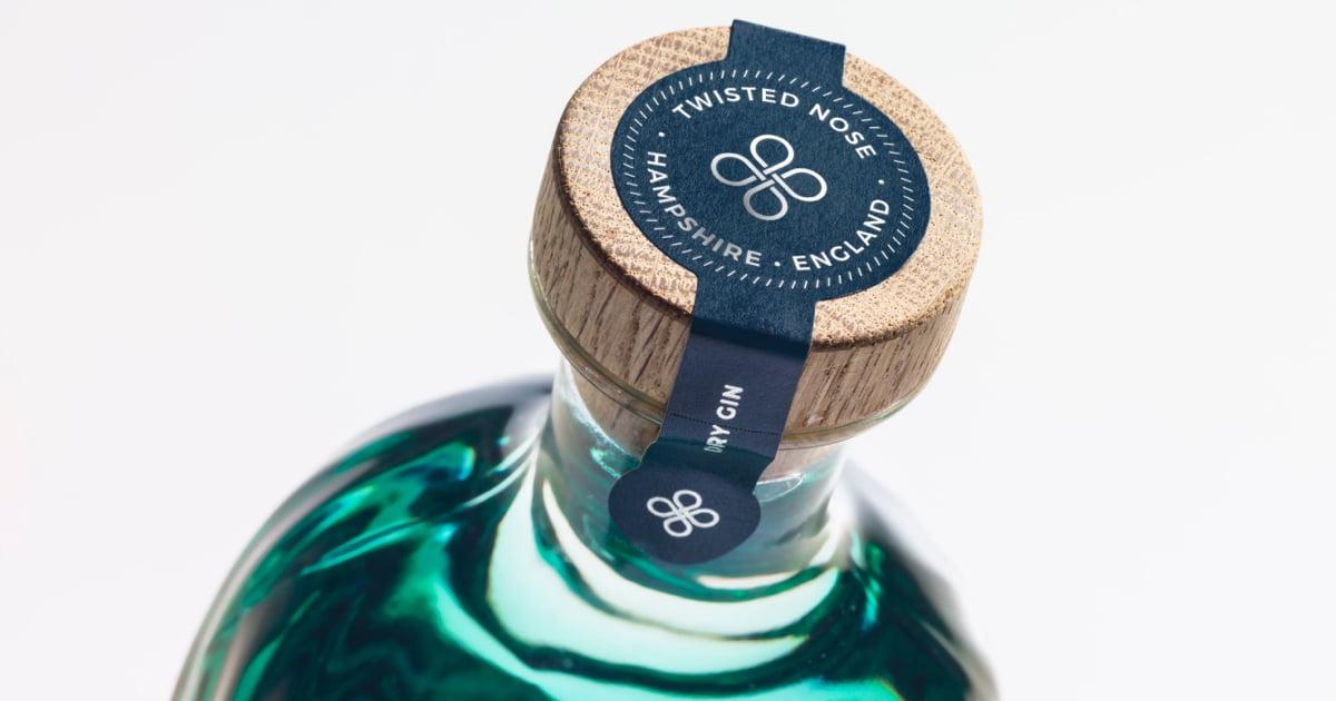 Best gin bottle designs